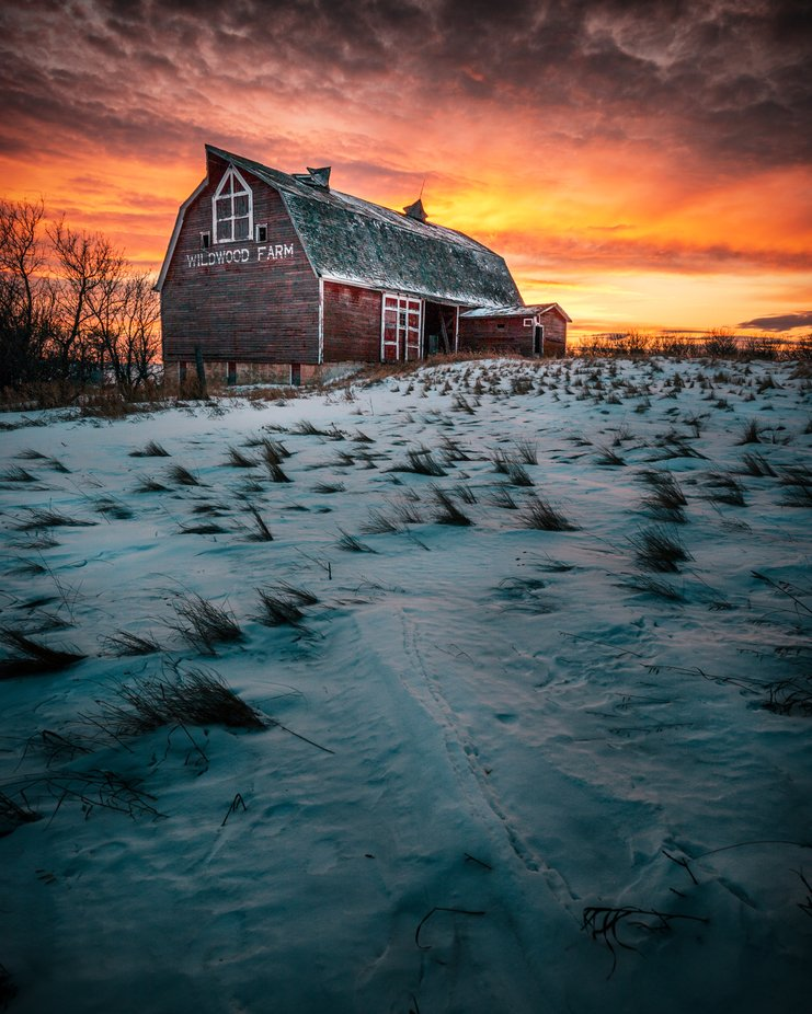 Fire and Ice  by Laurelle_June - We Love The Winter Photo Contest