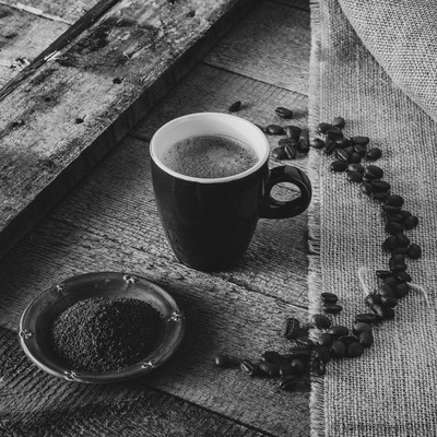 Simple Coffee ..