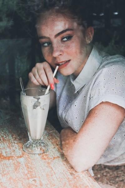 My milkshake