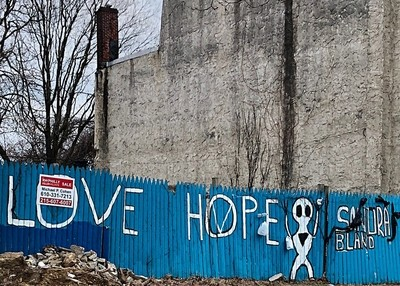 Love Hope Sandra Bland