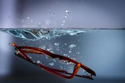 glasses in water 3