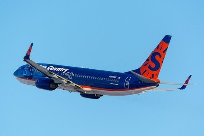 Sun Country Airlines Boeing 737-8Q8(N805SY).