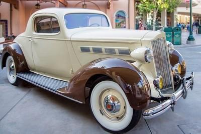 Packard California Adventure