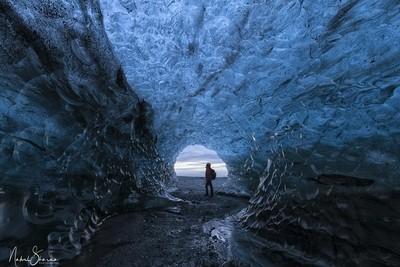 Ice cave Dream