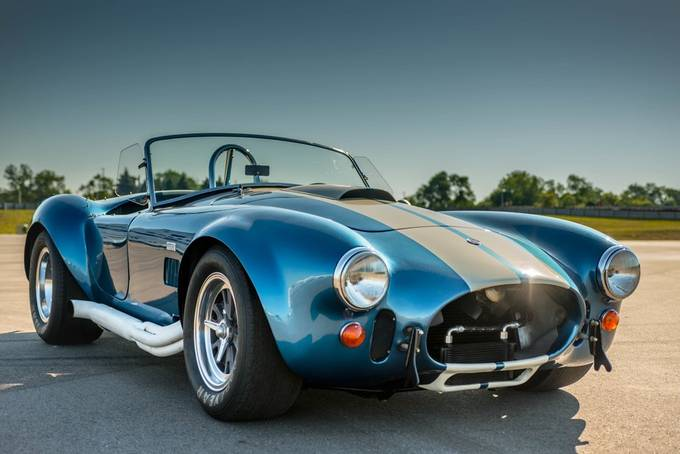 Cobra by steven1 - We Love Cars Photo Contest