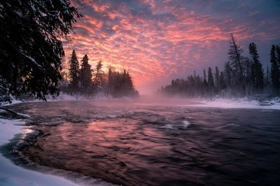 Montreal River Sunrise