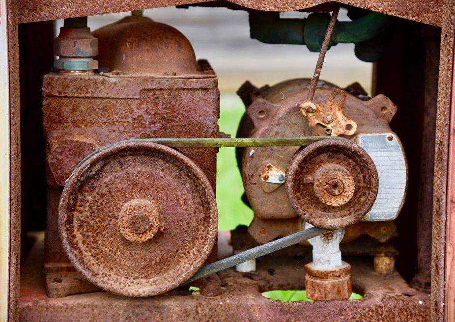 Rusty Motor