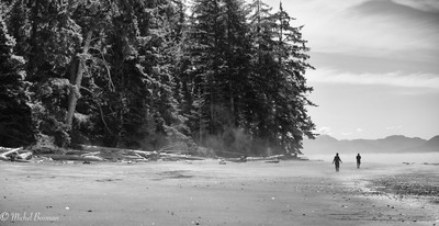 A West-coast walk on Vancouver Island