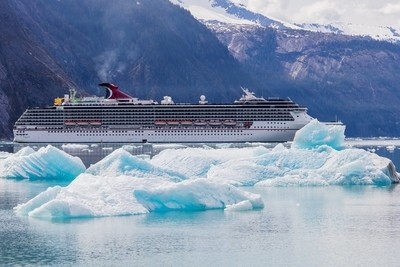 Icebergs Near Mendenhall Glacier copy_-6585