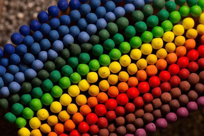 colours by asfotobox - Colorful Macro Photo Contest