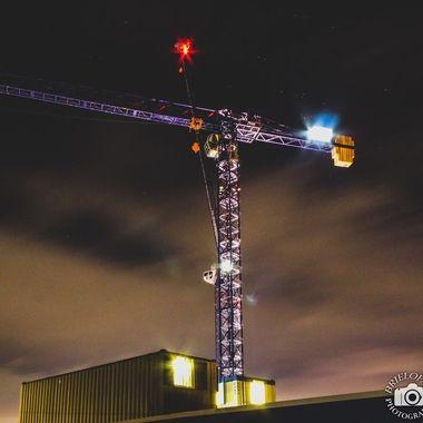 tower crane - 9465