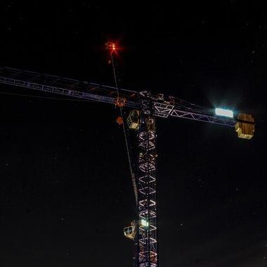 tower crane - 9485