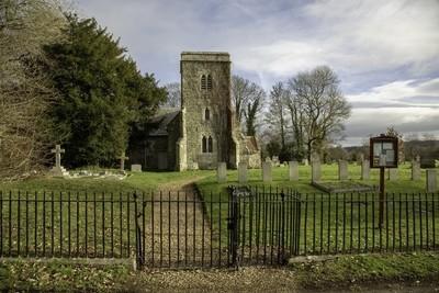 St Editha  Church Baverstock