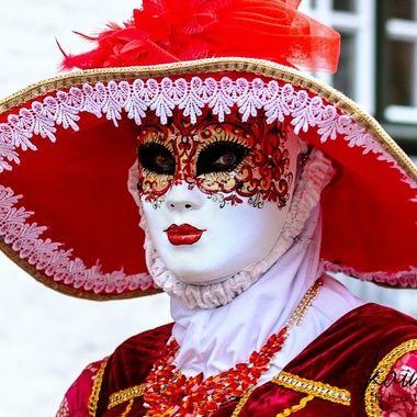 Bruges_carnaval & Venetian Mask