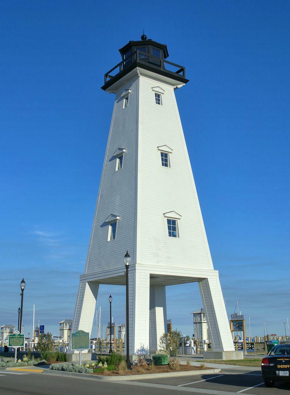 I owe my life to the lighthouse