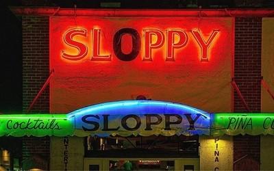Duval Street - Sloppy Joes - Hot Neon in Key West