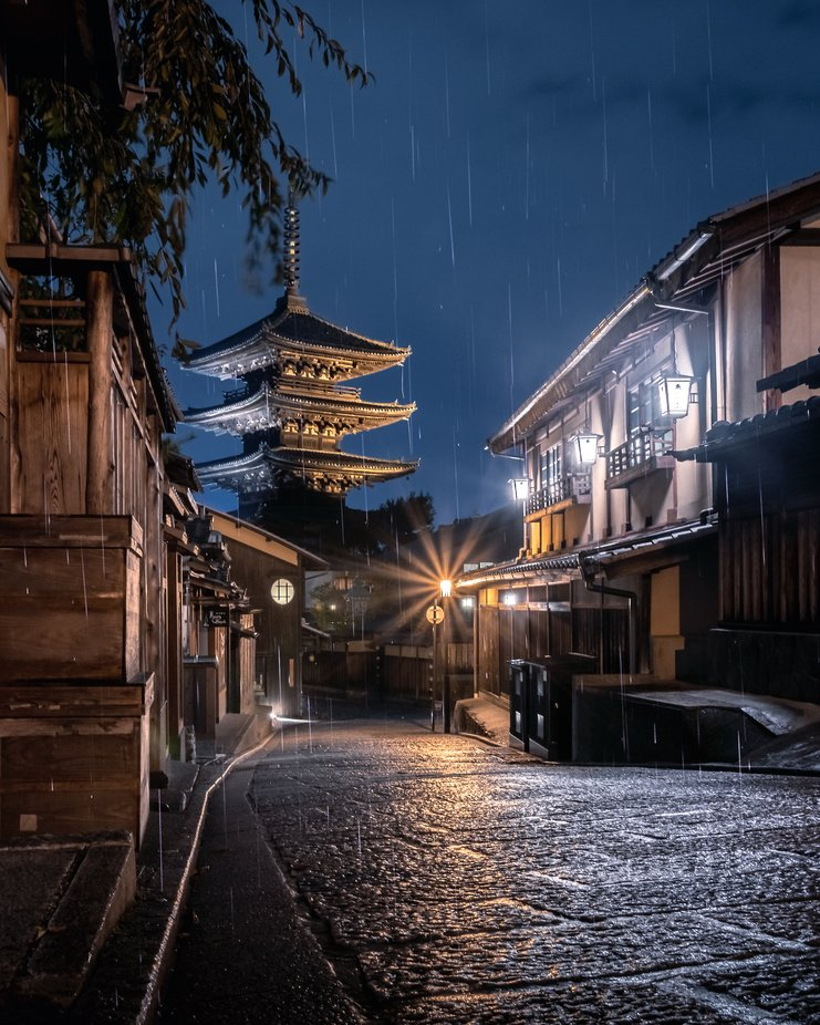 Lost In Kyoto by dannywatchorn - The Magic Of Japan Photo Contest