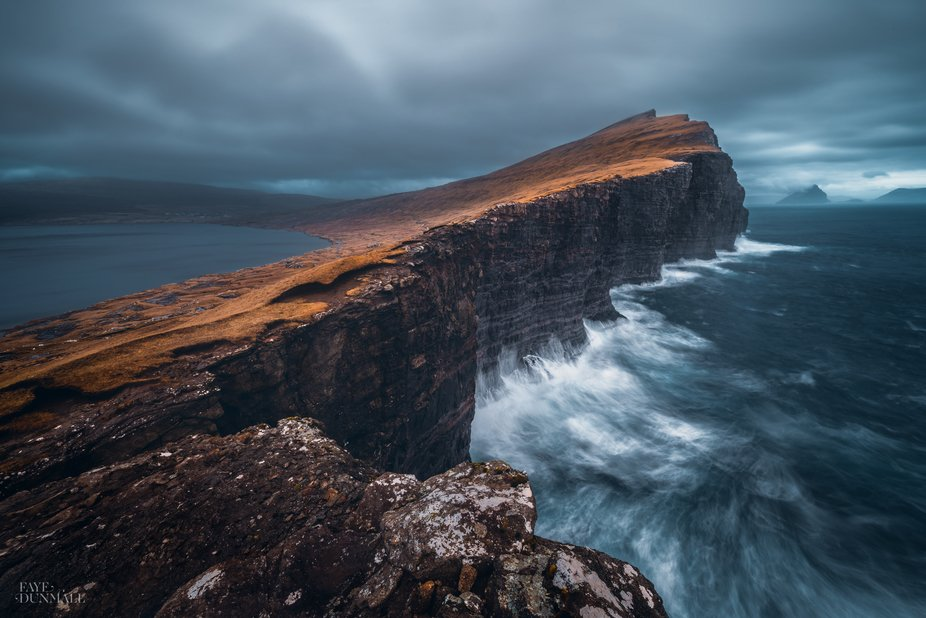 A little bit a raw mood from the Faroe Islands
