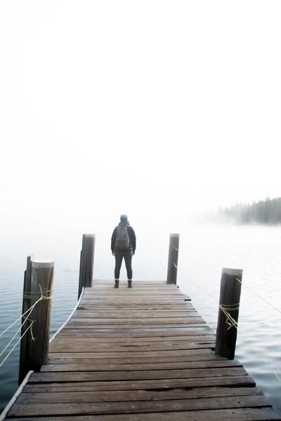 Mistery lake
