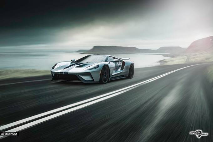 2018 Ford GT by MikeMPhotos - Monthly Pro Photo Contest Vol 48
