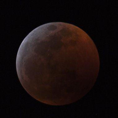 20190120 lunar eclipse North Las Vegas