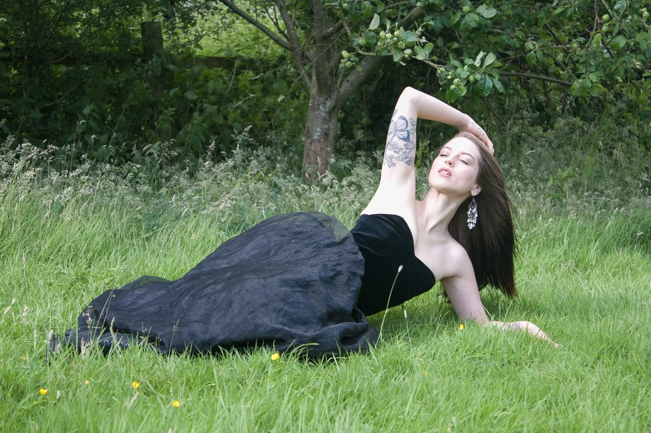 Shoot with Jemma in Surrey.