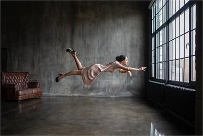 Margarita Flying to the Ball Dance