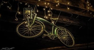 The Hanging Bike