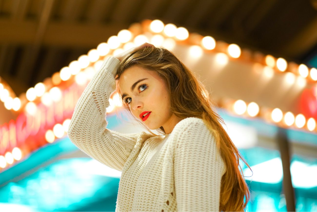 This Is How To Photograph People With Bokeh. Period.
