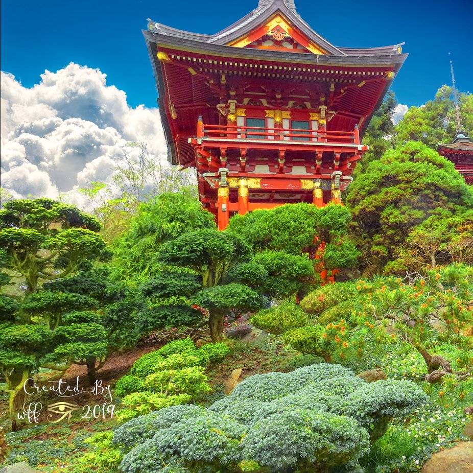 Japanese Tea Garden, San Franciso