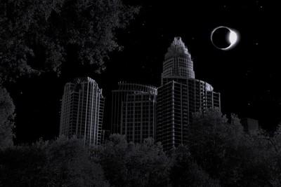 Surreal Charlotte Eclipse