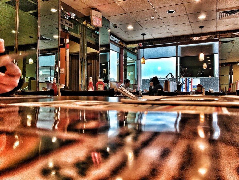 2019.01.24: Diner in White Plains