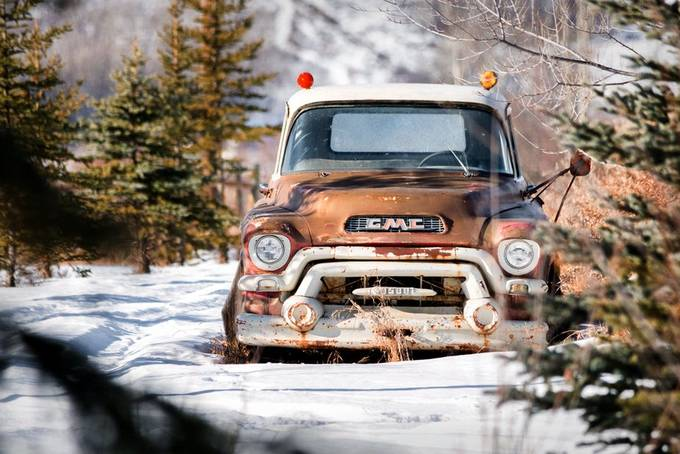 Old Gem by bvphotosnap - We Love Cars Photo Contest