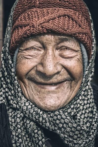 Serene Smile