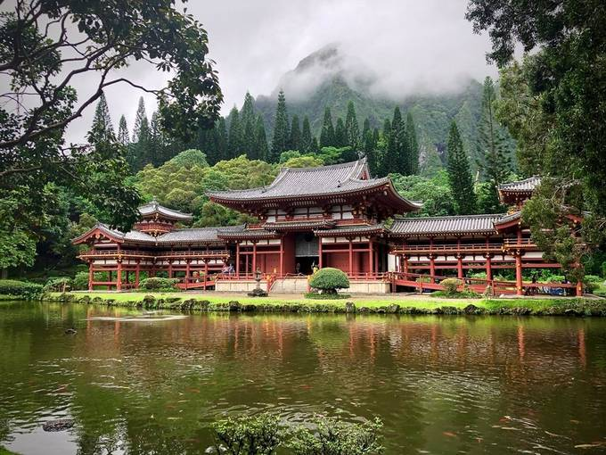 Temple by karengreen - The Magic Of Japan Photo Contest