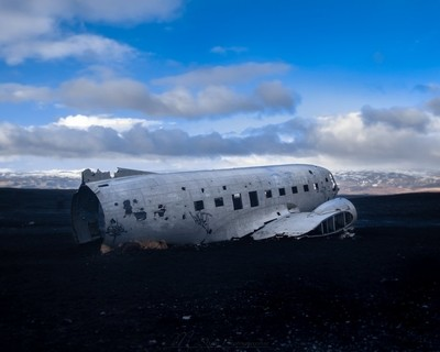 DC-3 Airplane wreck