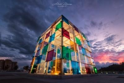 Pompidou Sunsets