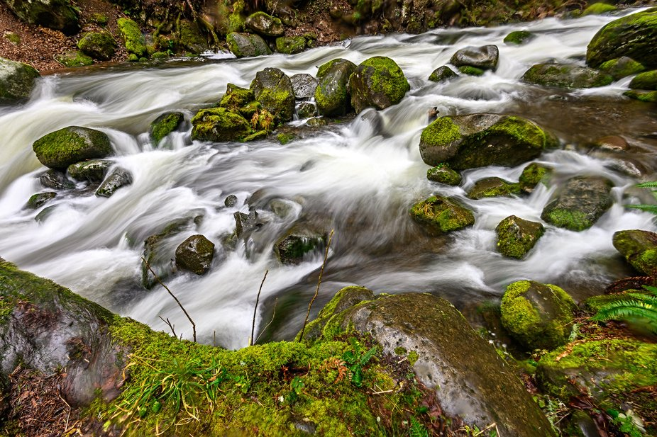 Flow of falls