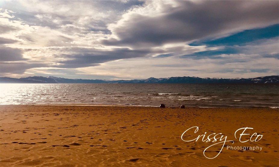 Beautiful morning at North Lake Tahoe