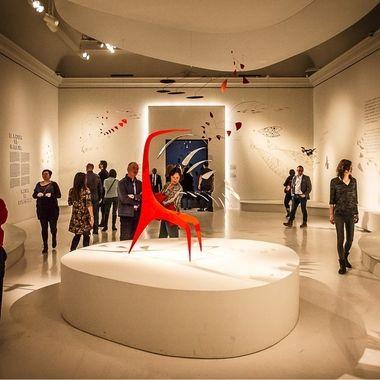 Alexander Calder - Radical Inventor at MBAMTL