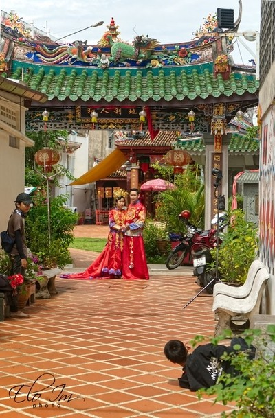 Chineese Wedding