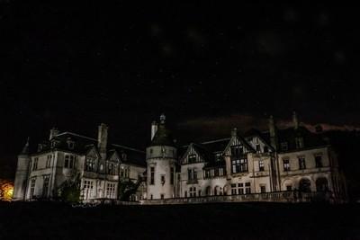 The Dark Shadows Mansion
