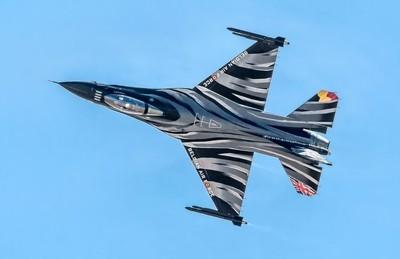 Belgium Air Force F-16 Fighting Falcon