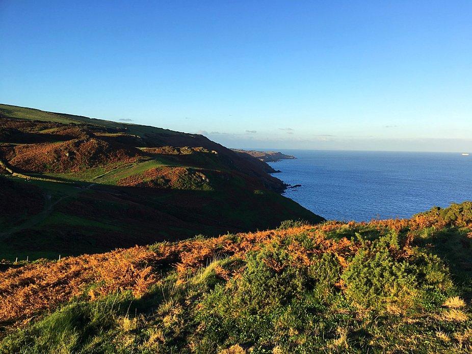 North Devon Coastline