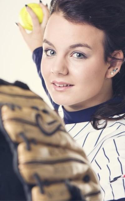 Softball Beauty