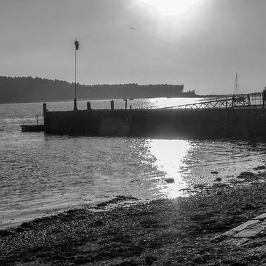 in the month of May at Findhorn Bay