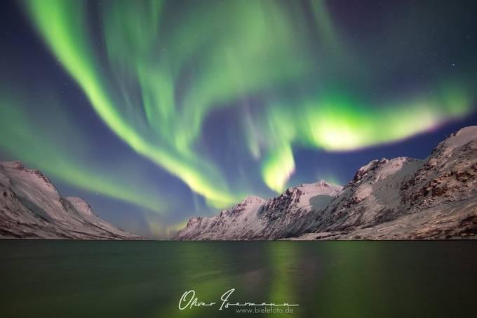 Lady Aurora by bielefoto - The Sky Photo Contest