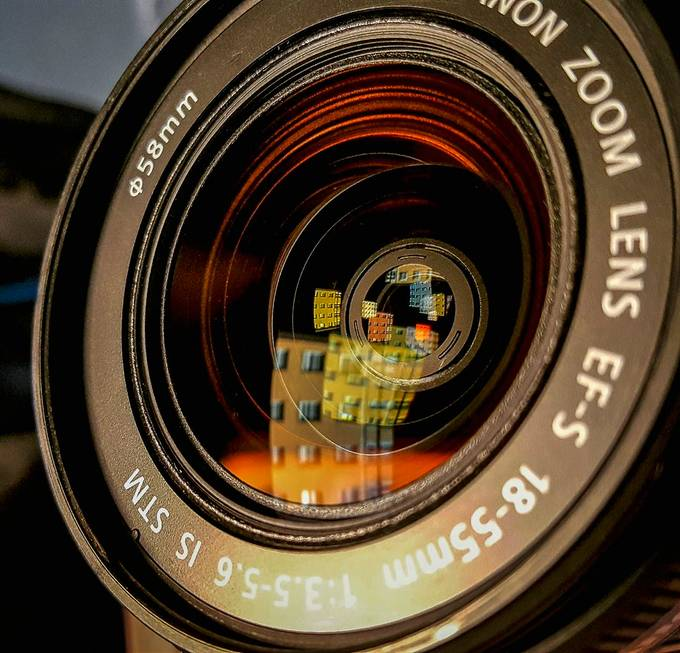 The World Inside My Lens by LoneStarGalaxyPhoto - Colorful Macro Photo Contest