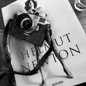 Leica M5 and Helmut Newton Photographs