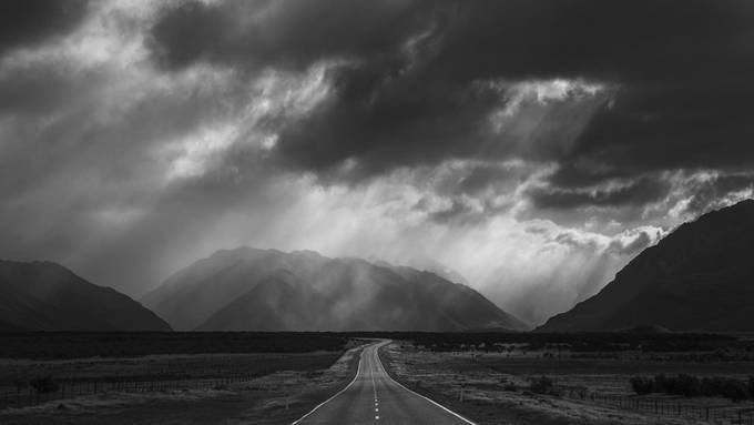 Storm highway by geoffcloake - Social Exposure Photo Contest Vol 20